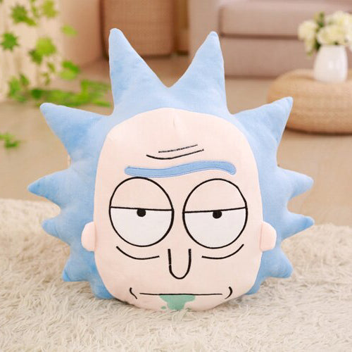 Rick And Morty Morty Smith Pillow Super Soft and Cute Toy