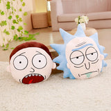 Rick Sanchez Plush Toys Rick And Morty Pillow Super Soft and Cute