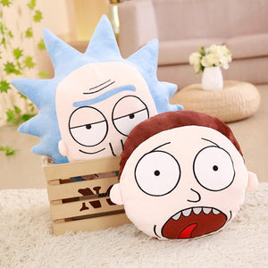 Rick And Morty Pillow Plush Toys Super Cute and Soft for Kid