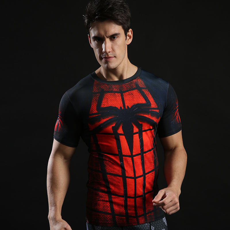 Spiderman 2099 Compression Shirt