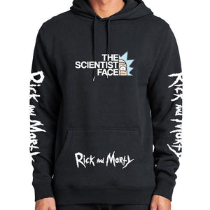 Rick And Morty Sweater The Science Face Sweatshirt
