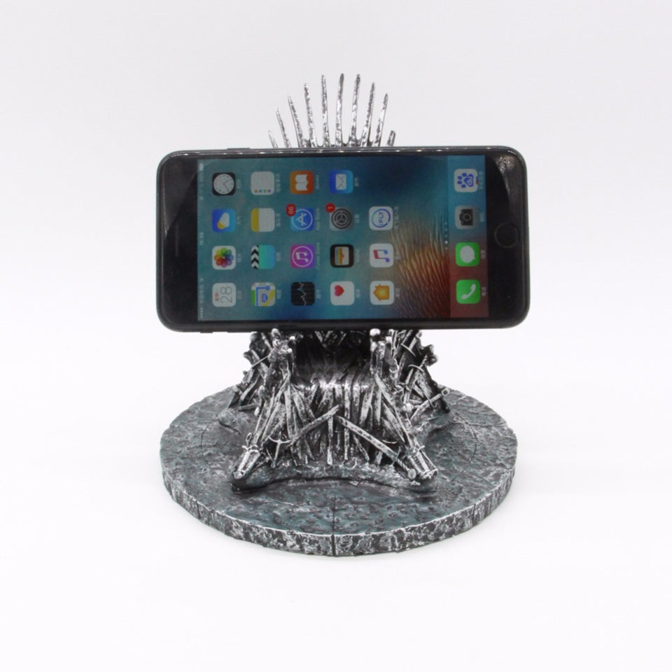 The Iron Throne in GAME OF THRONES Figure
