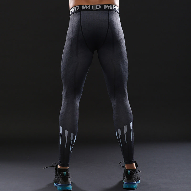 Avengers 3 Black Panther 3D Printed Leggings Men Compression Pants