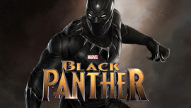 HOT BLACK PANTHER