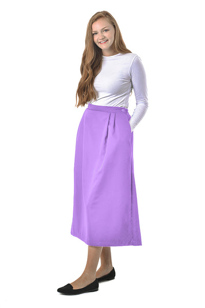 Summer Colors - Pleated Skirt for Women