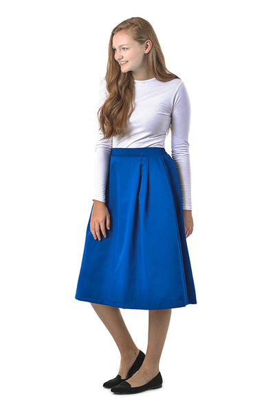 Women's Pleated Skirt - 35 inches