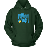 """Pythonista"" Hoodie (Multiple Colors)"