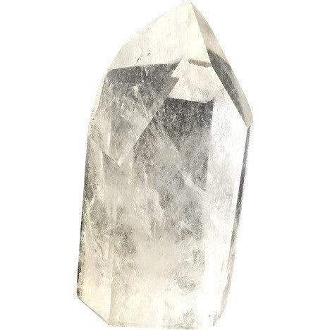 Standing Clear Quartz Point