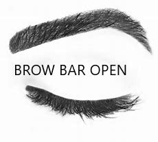 Launch of our Brow Bar Services in Store