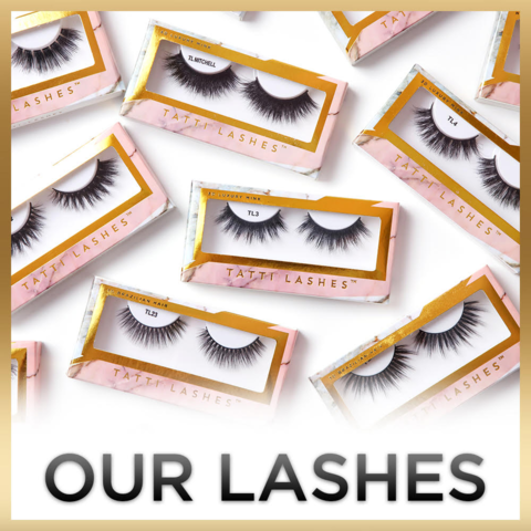 Tatti lashes have arrived in store !!!!