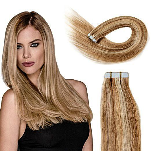 16'' Tape hair Extensions - beauty spot warehouse