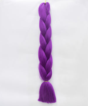 Purple braiding hair - beauty spot warehouse