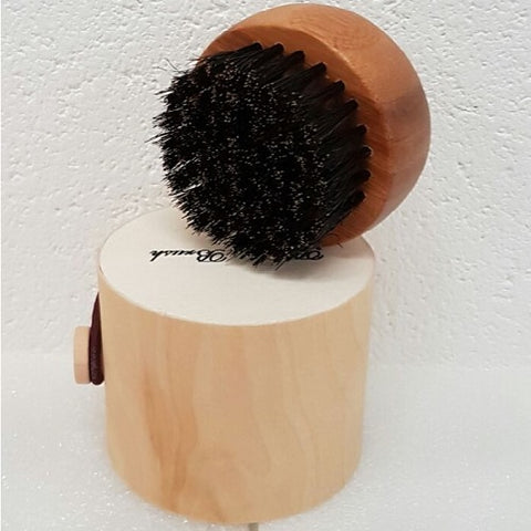 Wooden Beard Brush