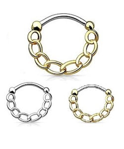 Steel Chain Hinged Clicker - beauty spot warehouse