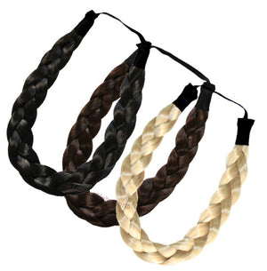 Chunky braided Headband - beauty spot warehouse