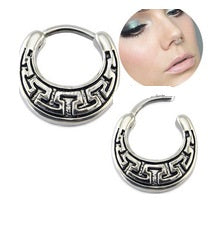 Tribal Steel Clicker - beauty spot warehouse