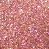 Nail Glitter Bad Ass Bronze - beauty spot warehouse