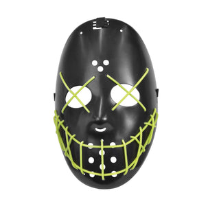 Halloween : Anarchy Glow in the dark mask