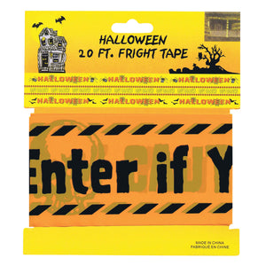 Halloween : Warning tape