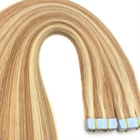 Tape Seamless Remy Extensions Bellisima Royale
