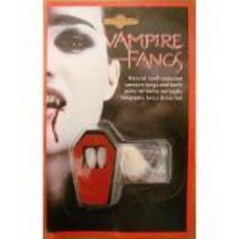 Vampire fangs & tooth putty - beauty spot warehouse