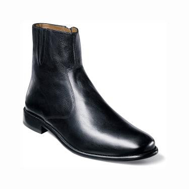 "Florsheim black boot ""Hugo"""