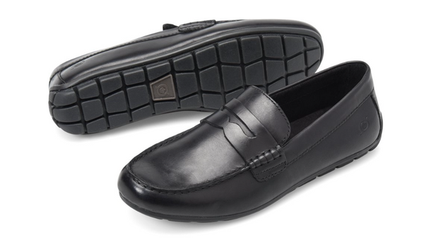 "Born (ANDES) ""Black"" Loafer"