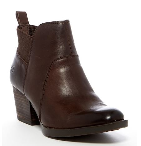 Garcia Leather Ankle Boot