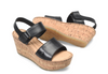 "Born Womens Black Sandal ""Mae"""