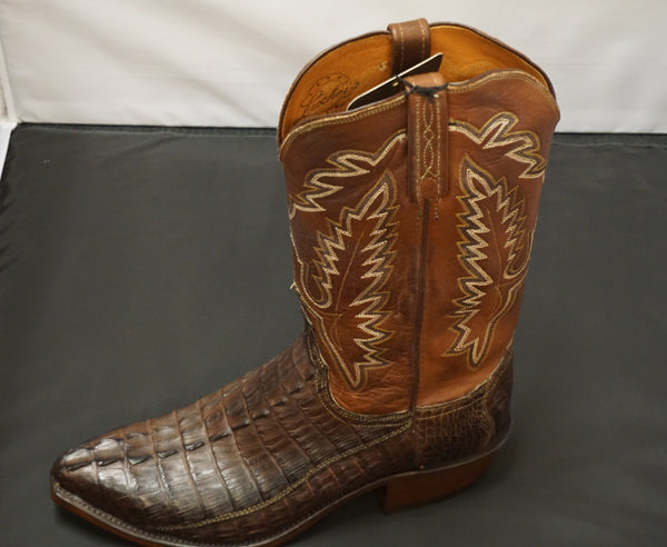 Lucchese Brown H3C Cowboy Boot N112654