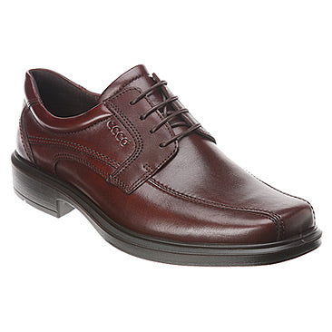 Men's ECCO Helsinki Bicycle Toe Tie Rust