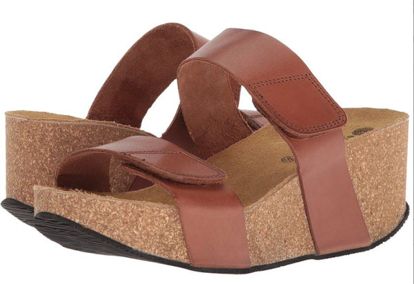 Eric Michael Brown Lily (bronze) Women's Sandals