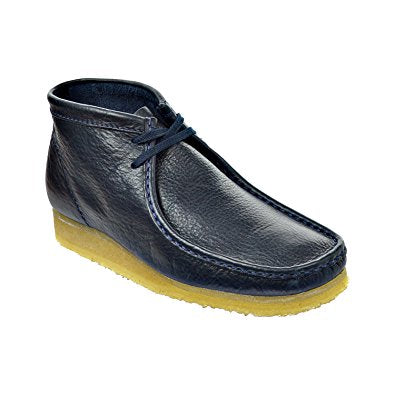Clarks Wallabee Navy