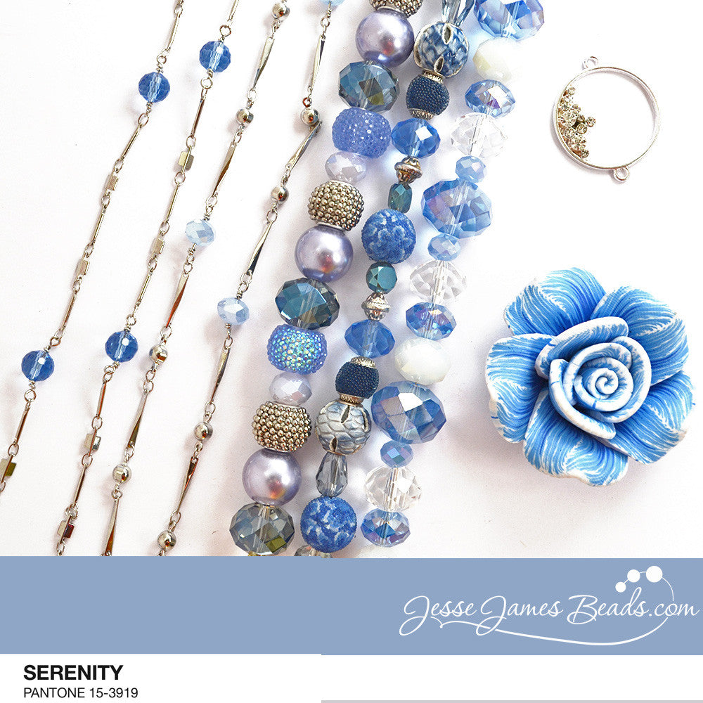 Make a Serenity Flower Necklace