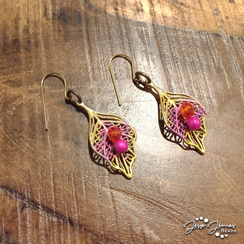 How-To Video: Holi Beaded Earrings