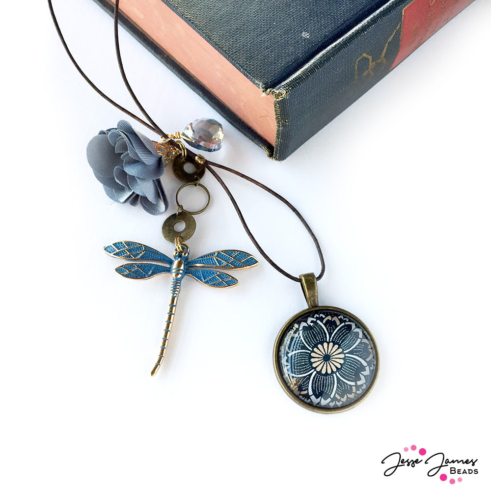 How-To Video: How To Train Your Dragonfly Necklace