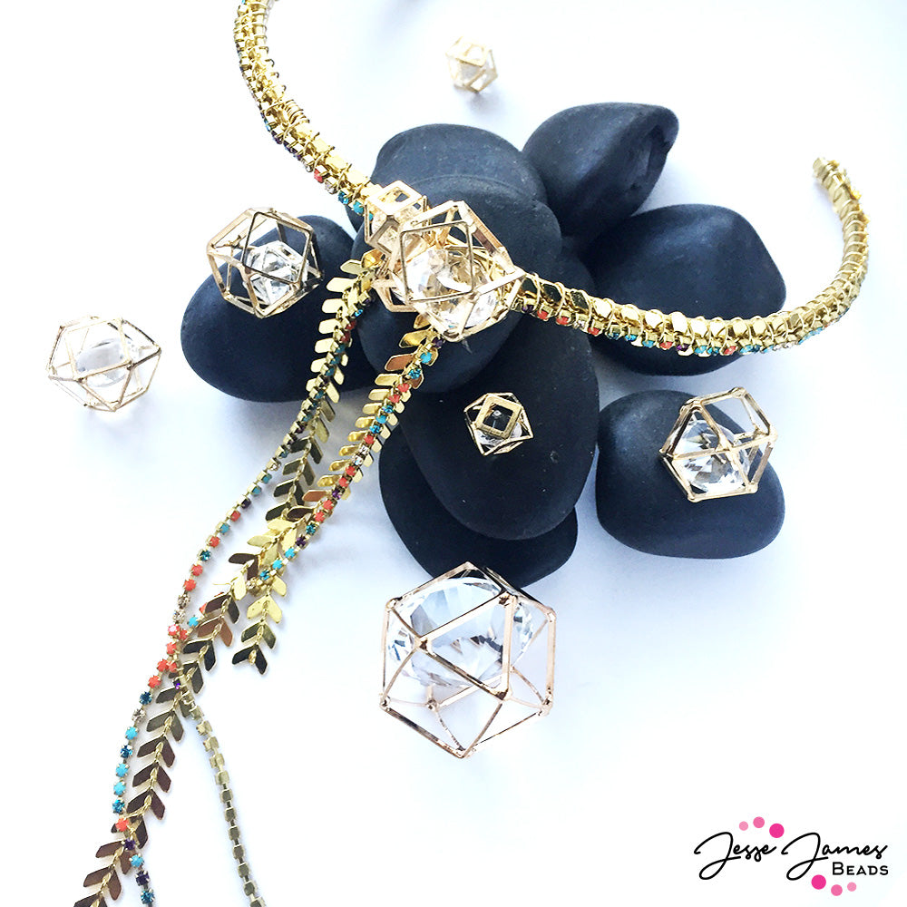 How-To Video: Glitz Choker Necklace