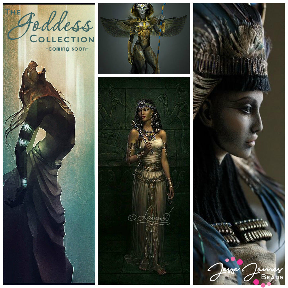 Coming Soon: Meet the Goddesses