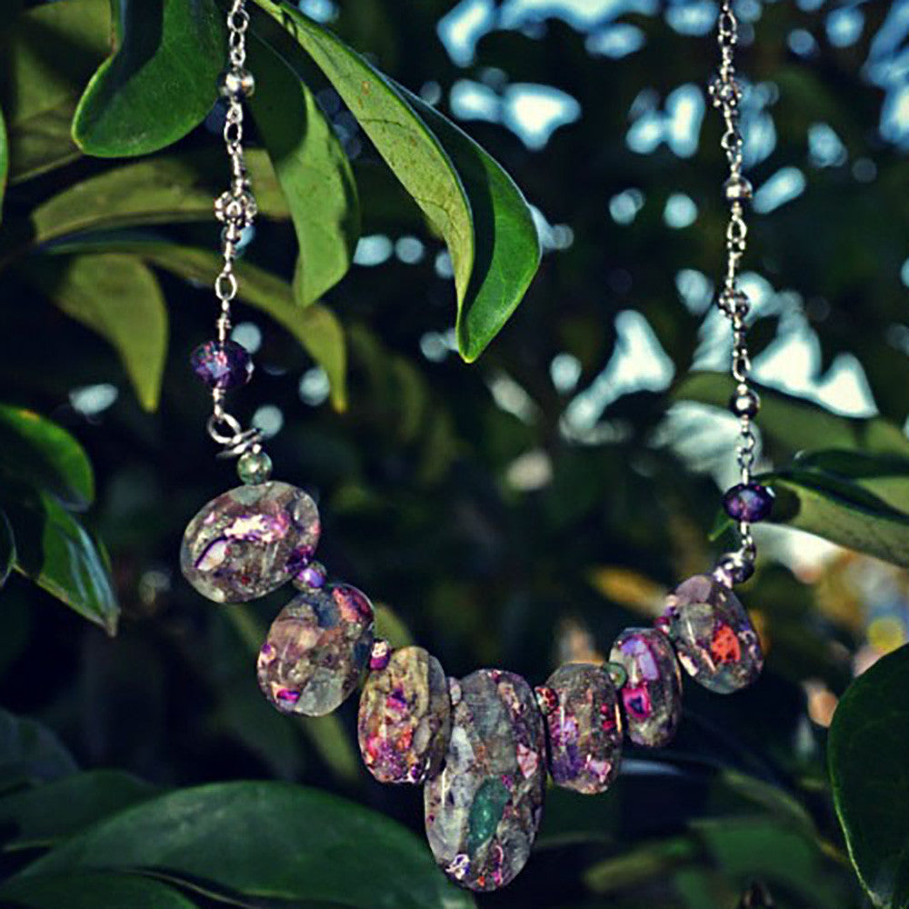E'rybody Must Get Stoned! Stone Jewelry Ideas