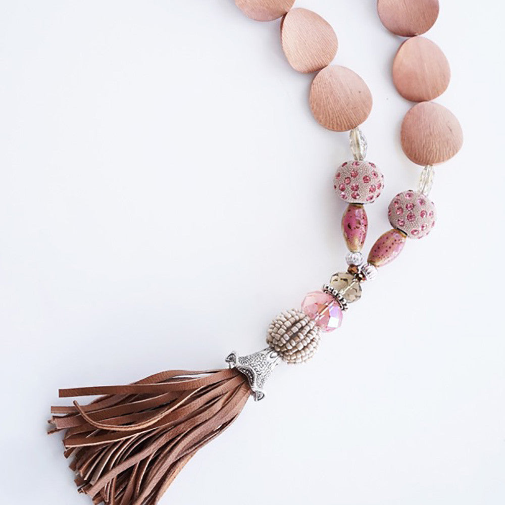 Tassel Takeover! Make Tassel Jewelry