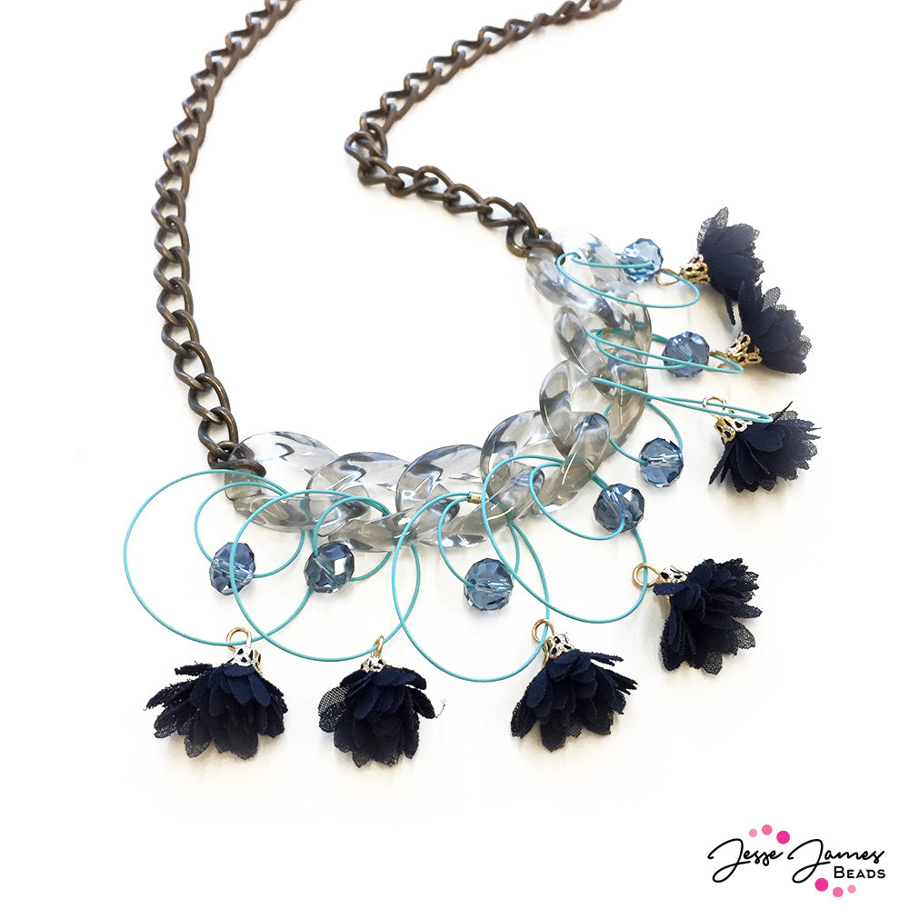 How-To Video: Night Blooming Jasmine Necklace