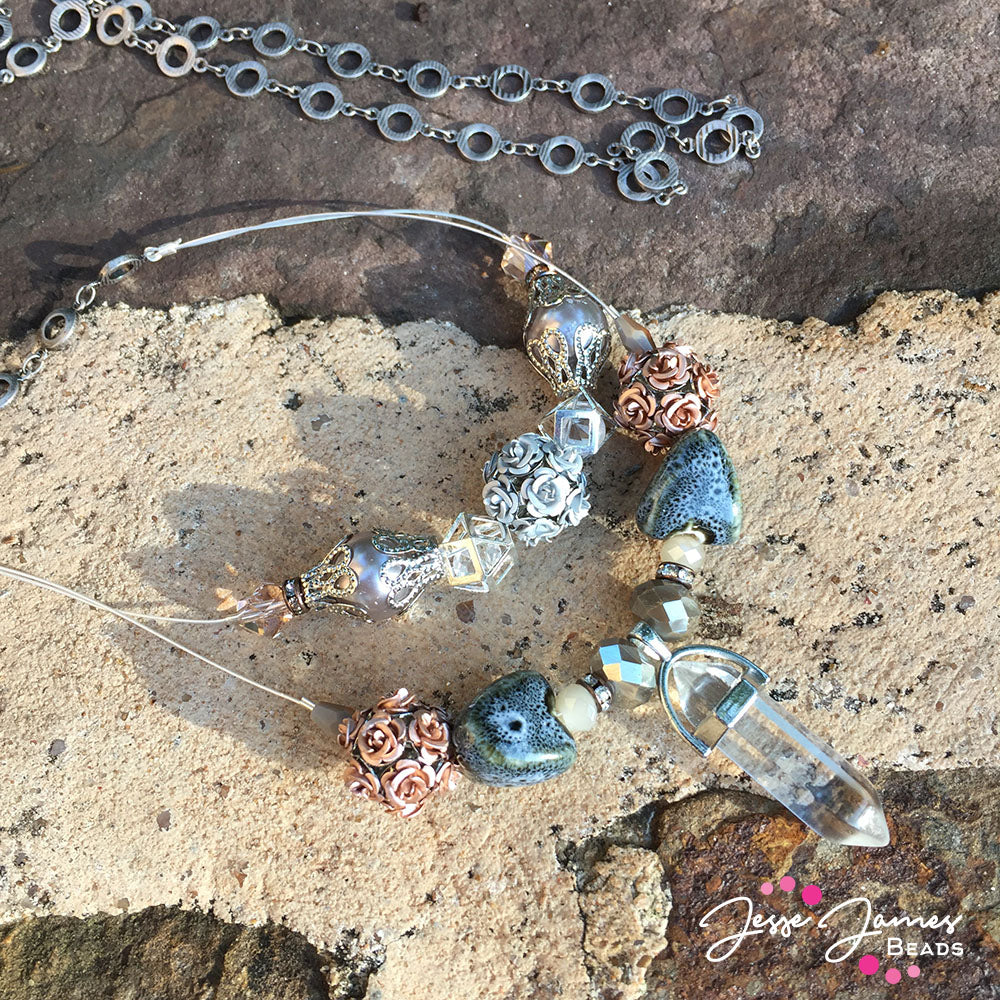 How-To Video: Wild Canyon Necklace