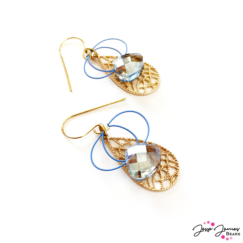 How-To Video: Ice Queen Earrings