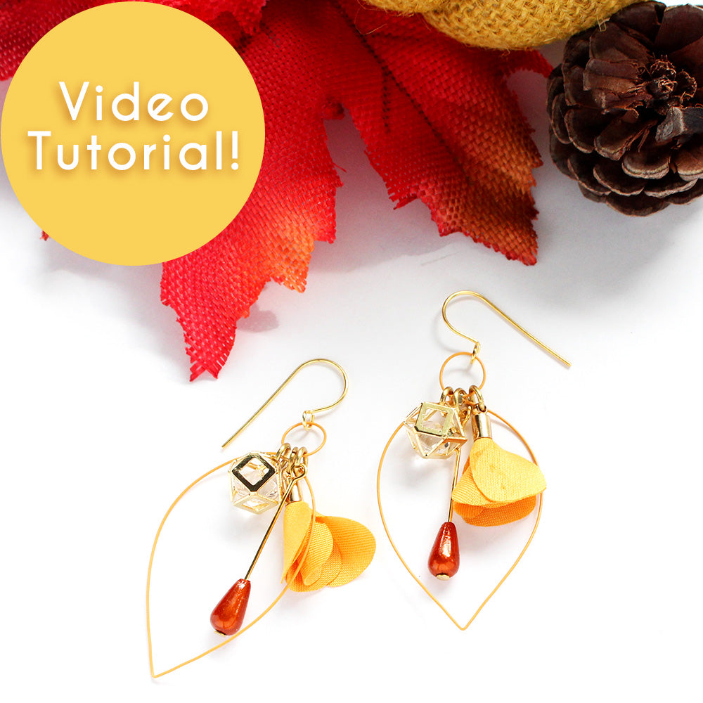 Learn a New Earring Technique!