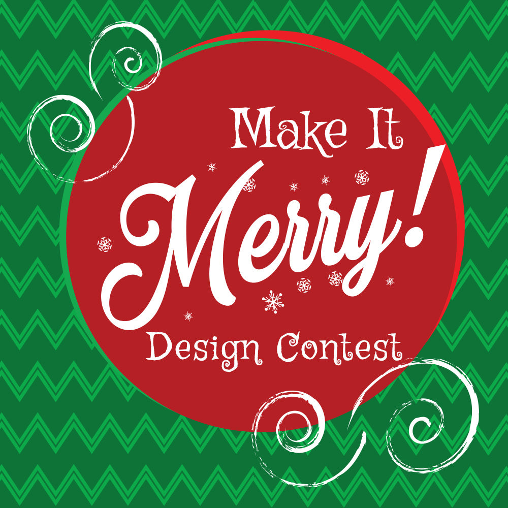 Make It Merry Design Contest
