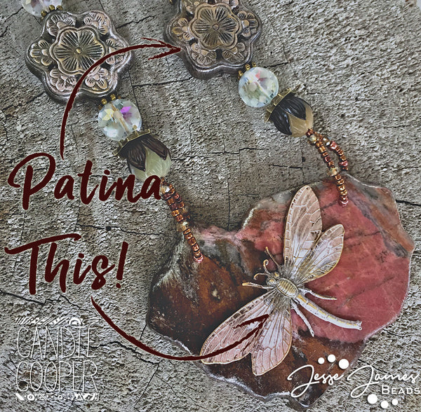 How to Patina Paint