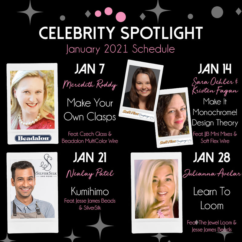What is JJB Celebrity Spotlight?