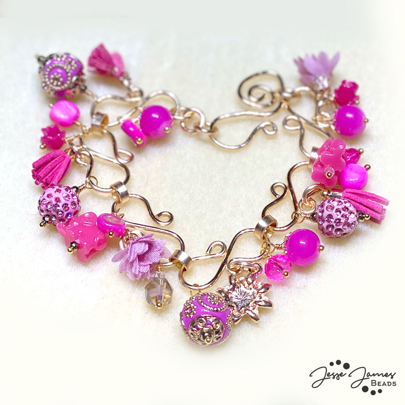Celebrity Spotlight: Charming Charm Bracelet with Tammy Honaman
