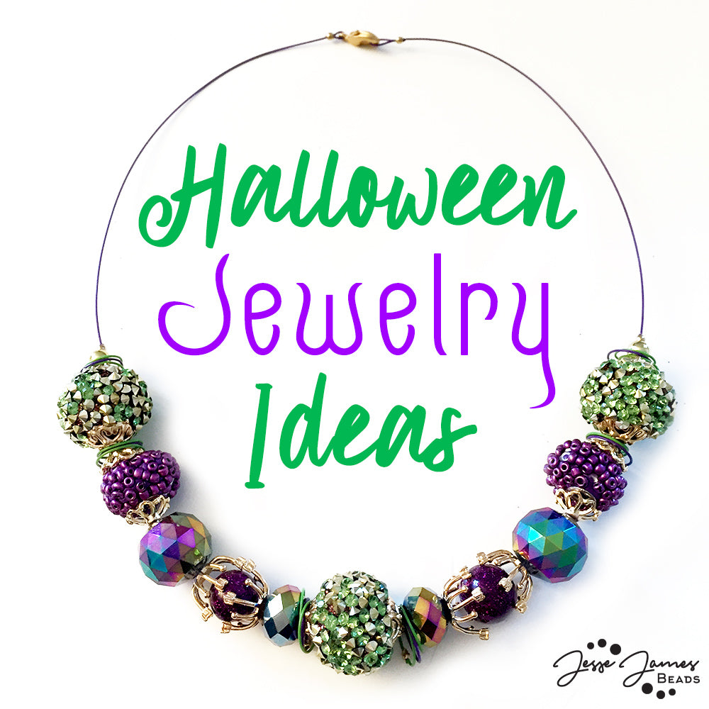 Halloween Jewelry Ideas (it's all about the accessories)