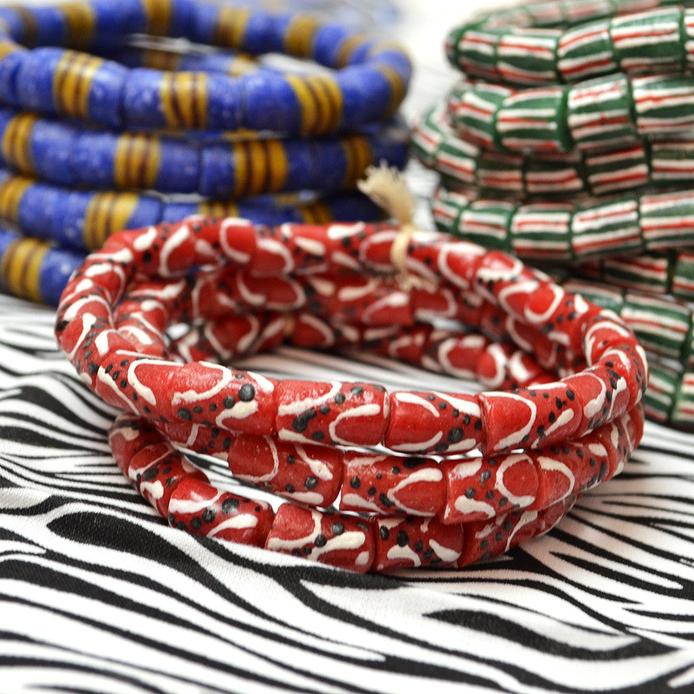 What Are African Trade Beads?